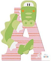 Sevi fa betű A-alligator