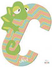 Sevi fa betű C- Chameleon