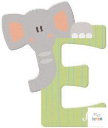 Sevi fa betű E-Elephant