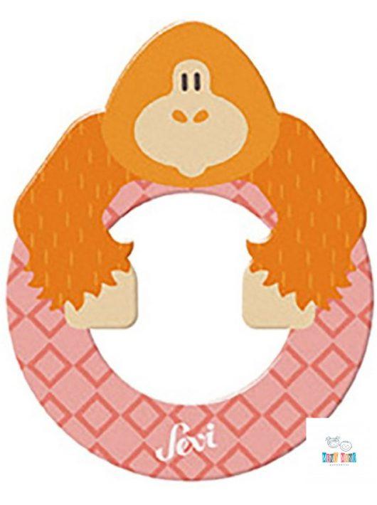 Sevi fa betű O-Orangutan